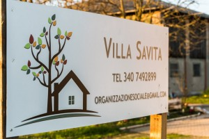 Villa Savita Entrata